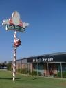 North Pole City Company Logo