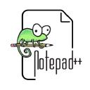 Notepad++ logo icon