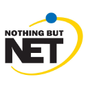 Nothing But Net logo icon