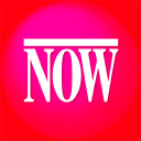 Now Magazine logo icon