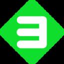 npo3.nl logo icon