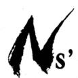 Ns' Boutique Logo
