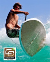 NSP Surfboards logo