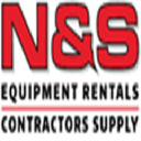N & S Rentals and Contractors Supplies logo