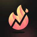 Number Fire logo icon