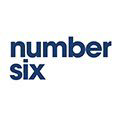 Number Six London logo icon
