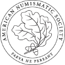 American Numismatic Society logo icon