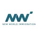 New World Immigration logo