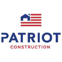 Patriot Construction logo