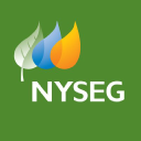 New York State Electric & Gas logo