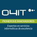 O4 It logo icon