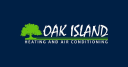 Oak Island Heating & Air Conditioning logo icon