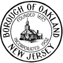 Oakland Nj logo icon