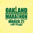 Oakland Marathon logo icon