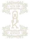 Oak Long Bar+Kitchen logo icon