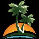 Oasis Landscaping logo icon