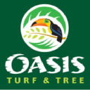 Oasis Turf & Tree logo icon