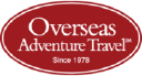 Overseas Adventure Travel logo icon