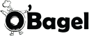 O'bagel logo icon