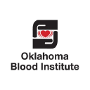 Oklahoma Blood Institute logo icon