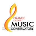 Orange County Music Conservatory logo