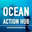 Ocean Action Hub logo icon