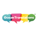 Ocean Translations logo icon