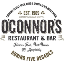 O'Connor's Restaurant & Bar Company Logo