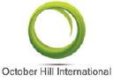 October Hill International logo