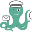 Octopush logo icon