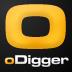 O Digger logo icon