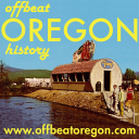 Offbeat Oregon History logo icon