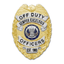 Off Duty Officers logo