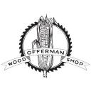 Offerman Woodshop logo icon