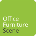 Office Furniture Scene logo icon