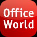 Officeworld logo icon
