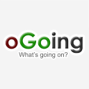 O Going logo icon