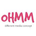 Ohmm logo icon