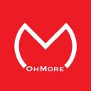 Oh More Media logo icon