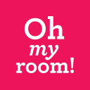 Oh My Room logo icon