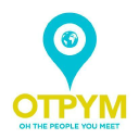 Oh The People You Meet logo icon