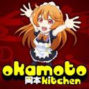 Okamoto Kitchen logo icon