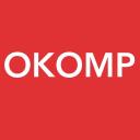Okomp logo icon