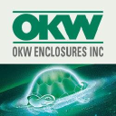 Okw Enclosures logo icon