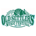 Old Settler's Music Festival logo icon
