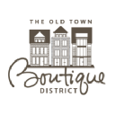 Old Town Boutique District logo icon
