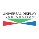 Universal Display Corporation logo