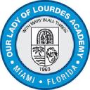 Lourdes Academy logo icon