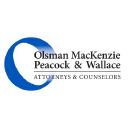 Olsman MacKenzie Peacock & Wallace logo