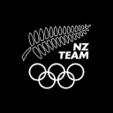 New Zealand Olympic Committee logo icon